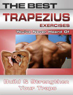 The Best Trapezius Exercises You've Never Heard Of : Build and Strengthen Your Traps - Nick Nilsson
