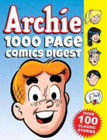 Archie 1000 Page Comics Digest : The World's Best Restaurant Names - Archie Superstars