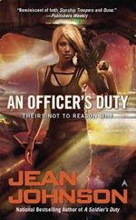 An Officer's Duty : Theirs Not to Reason Why - Jean Johnson