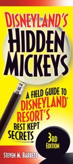 Disneyland's Hidden Mickeys - Steven M. Barrett