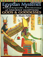 EGYPTIAN MYSTERIES VOL 2- Dictionary of Gods and Goddesses of Ancient Egypt - Muata Ashby