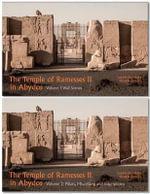 The Temple of Ramesses II in Abydos : Wall Scenes Volume 1 - Ogden Goelet