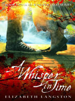 A Whisper in Time - Elizabeth Langston