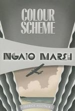 Colour Scheme : Roderick Alleyn #12 - Ngaio Marsh