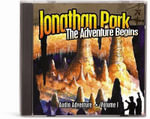 Jonathan Park Volume I : The Adventure Begins (MP3) - Pat Roy
