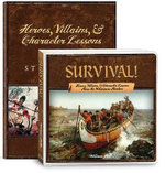 Survival! : With CD (Audio) and Study Guide - William C Potter