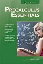 Precalculus Essentials : My Math Essentials - David A. Santos