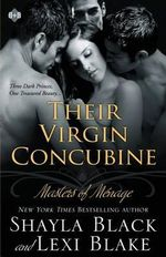 Their Virgin Concubine - Shayla Black