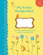 My Family's Thankful Book - Laurel Lane