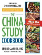 China Study Cookbook - LeAnne Campbell Disla