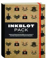 Inkblot Pack : Includes the 10 Classic Inkblots for You to Interpret & a Beautifully Designed Journal With Thought Provoking Quotes - Race Point Publishing