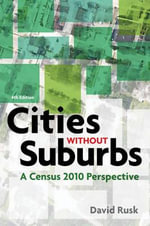 Cities without Suburbs - David Rusk