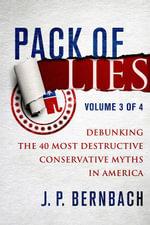 Pack of Lies - J. P. Bernbach