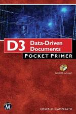 D3 : Pocket Primer - Oswald Campesato