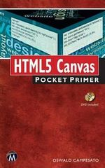 HTML5 Canvas : Pocket Primer - Oswald Campesato