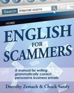 English for Scammers - Dorothy Zemach, E