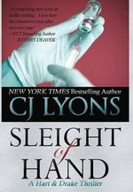 Sleight of Hand : A Hart and Drake Thriller - C J Lyons