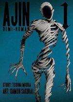 Ajin: Volume 1 : Demi-Human - Gamon Sakurai
