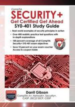 Comptia Security+ : Get Certified Get Ahead - Darril Gibson