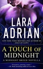 A Touch of Midnight : (Vampire Romance) - Lara Adrian