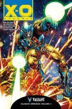 Complete X-O Manowar Classic Omnibus : Vol 1 - Steve Ditko