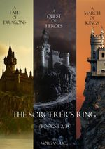 Sorcerer's Ring Bundle (Books 1 ,2, and 3) - Morgan Rice