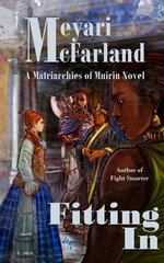 Fitting in - Meyari McFarland