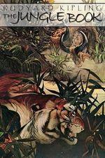 The Jungle Book by Rudyard Kipling - Rudyard Kipling