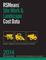 Rsmeans Site Work & Landscape Cost Data 2014