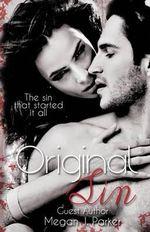 Original Sin : A Crimson Shadow Novella - Megan J Parker