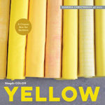 Simply Color: Yellow : A Crayon Box for Quilters - Vannessa Christenson