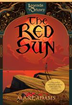 The Red Sun - Alane Adams
