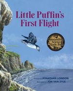 Little Puffin's First Flight - Jonathan London