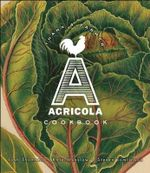 Agricola Cookbook - Josh Thomsen