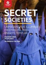 Secret Societies : Unmasking the Illuminati, Freemasons & Knights Templar - Flash Guides