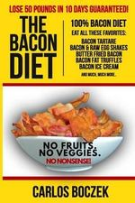 The Bacon Diet : [Novelty Notebook] - Book Mayhem