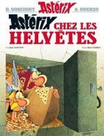 Asterix Chex Les Helvetes - R. Goscinny
