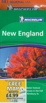 New England : Michelin Green Guide