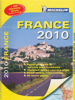 France 2010 : Michelin Guide