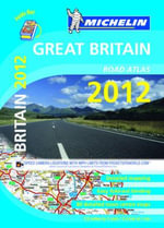 Britain Atlas 2012 - Michelin