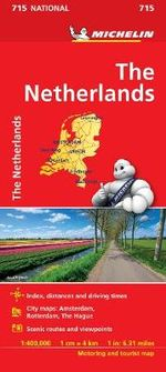 The Netherlands National Map 715