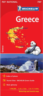 Greece - Michelin