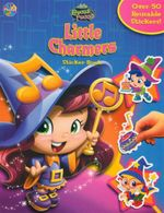 Little Charmers Sticker Book : Hocus Pocus Series