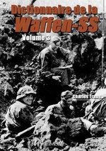 Dictionnaire De La Waffen-SS : v. 3 - Charles Trang