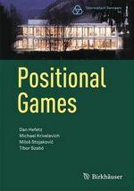 Positional Games - Dan Hefetz