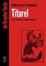 Wolfram Von Eschenbach: Text - Ubersetzung - Studienkommentar : Titurel - Wolfram von Eschenbach
