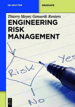 Engineering Risk Management - Thierry Meyer