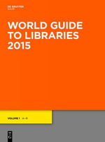 World Guide to Libraries 2015