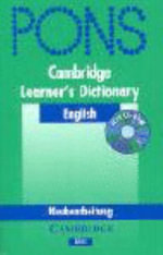 Cambridge Learner's Dictionary with CD-ROM : O Fascicule 8