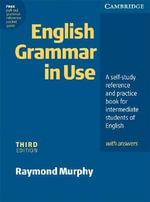 English Grammar In Use Klett Edition : A Self-study Reference and Practice Book for Intermediate Students of English - Raymond Murphy